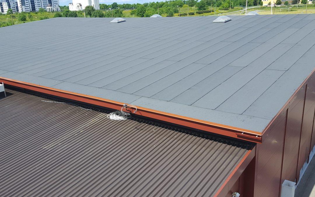 Tallina Grossi Toidukaubad kaupluse katus